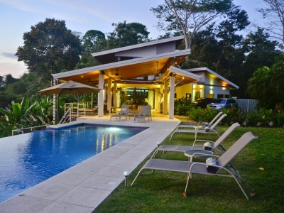 0.7 ACRES - 3 Bedroom Luxury Sunset Ocean View Home With Pool, Great Access, Room To Expand!!!