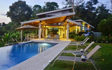 1.47 ACRES – 3 Bedroom Luxury Sunset Ocean View Home With Pool, Great Access, Room To Expand!!!