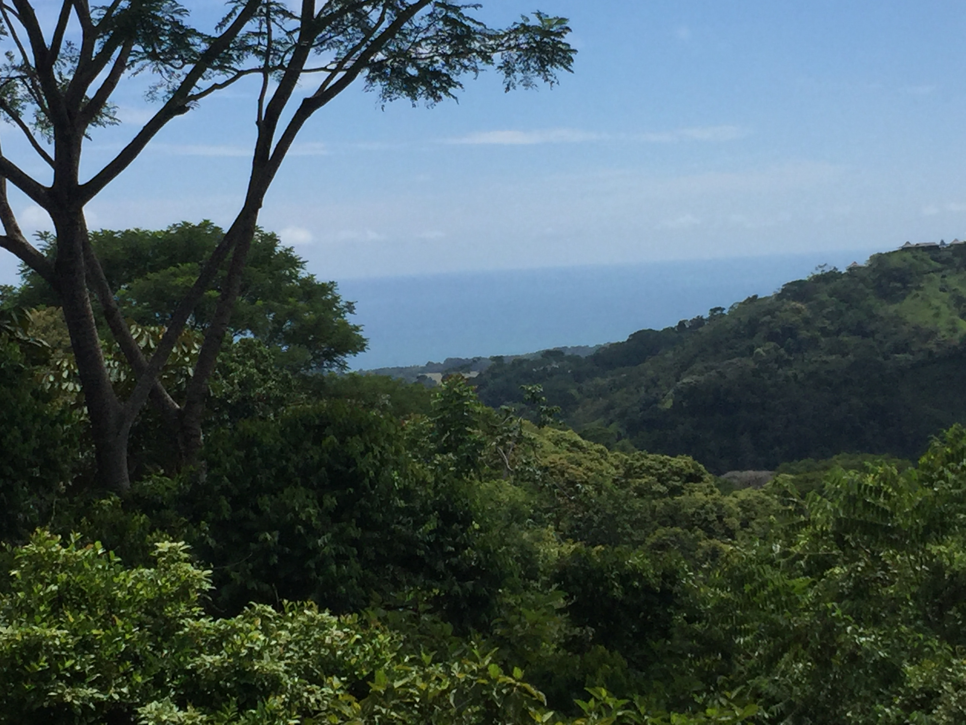2.7 ACRES - 2 Bedroom Ocean View Home In Lagunas For A Great Price!!!