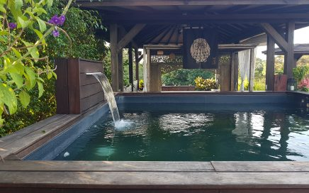 0.1 ACRES – 3 Bedroom Bali Style Home With Rooftop Pool In Convenient Location!!!