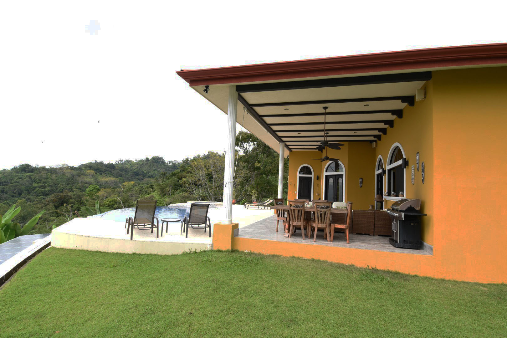 Amazing 3 52 Acres 5 Bedroom Home With Separate Guest House And Beutiful Home Inspiration Ponolprimenicaraguapropertycom