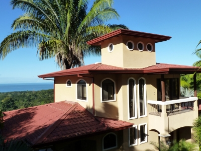 0.86 ACRES - 2 Bedroom Ocean View Home Plus Two Bedroom Cabin & Pool - Income Property Dream Home!!