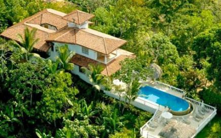 VILLA AMBIENTE – 8 Bedroom Breathtaking Infinity Pool That Overlooks The Mighty Pacific Ocean!!