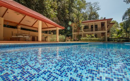 0.59 ACRES – 4 Bedroom Luxury Home With Amazing Pool In Primary Jungle Setting!!!