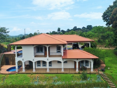 0.56 ACRES - 7 Bedroom Estate With 2 Homes, 2 Pools, Ocean and Mountain Views!!!