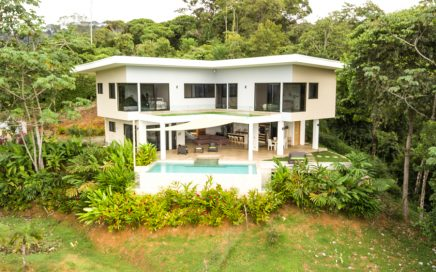 1.7 ACRES – 3 Bedroom Modern Home With Pool And Whales Tale Ocean View!!!