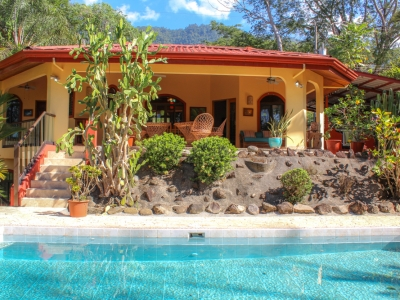 0.25 ACRES - 5 Bedroom Home With Pool At Cooler Elevation!!!!