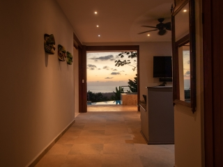0.33 ACRES – 4 Bedroom Luxury Ocean View Villa Less Than 5 Minutes To Downtown Uvita!!!