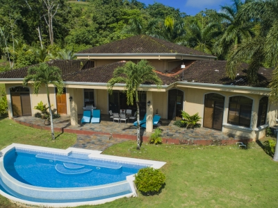 4.8 ACRES - 3 Bedroom Luxury Ocean View Home With Pool Adjacent To Nature Reserve!!!