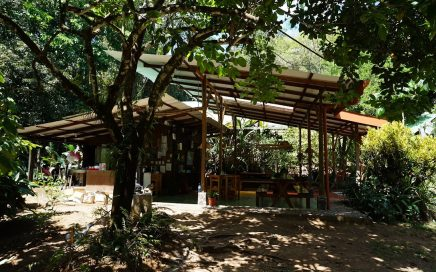 4.8 ACRES – Boutique Hotel In Drake Bay Walking Distance To The Beach!!