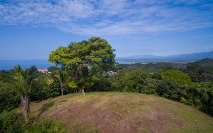 4.95 ACRES – 360 Degree Ocean And Mountain Views From This One Of A Kind Property!!!!