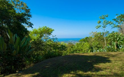 5.1 ACRES – Whales Tale Ocean View Property With 2 Building Sites And A Creek!!!
