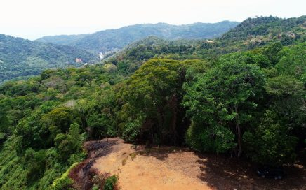 11 ACRES – Beautiful Jungle Property With Mountain And Ocean Views!!!