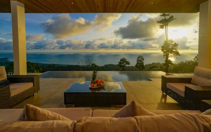 0.6 ACRES – 4 Bedroom Modern Luxury Home With Infinity Pool And Incredible Whales Tale Ocean View!!!