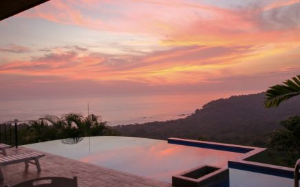 DONDE LOS TUCANES VUELAN – 4 Bedroom Home with Infinity Pool and Stunning Ocean View!!!