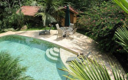 CASA VISTA – 1 Bedroom Villa With Pool And With Stunning Ocean , Beach And Mountain Views!!!