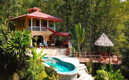 2.86 ACRES – 5 Bedrooms In 2 Homes With Pool And Ocean View!!!
