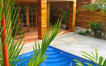 Sueños Del Mar – 3 Bedrooms Casitas Waking Distance To The Beach!!