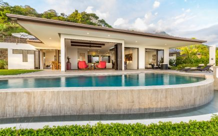 1.52 ACRES – 3 Bedroom Brand New Modern Luxury Home With Pool And Amazing Ocean View!!!