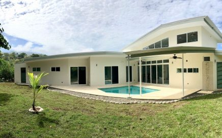 0.23 ACRES – 3 Bedroom Brand New Modern Home With Pool, Walk To Beach!!!