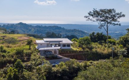 0.25 ACRES – 3 Bedroom Modern Ocean View Home With Pool!!!
