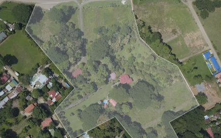 16 ACRES – Largest Development Property In Downtown Dominical