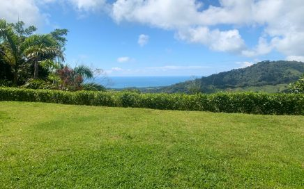0.76 ACRES – Private Land With Ocean View, Privacy, Infrastructure in Place!!!!!