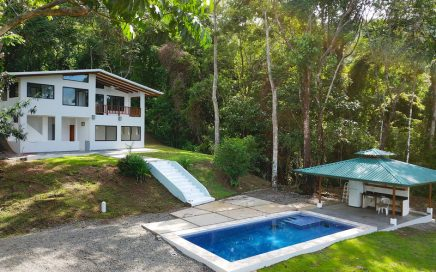 2.68 ACRES – 3 Bedroom Ocean View Home With Pool, River, And Room To Build More!!!