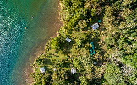 494 ACRES – Boat Access Beachfront Golfo Dulce Eco Lodge!!!!