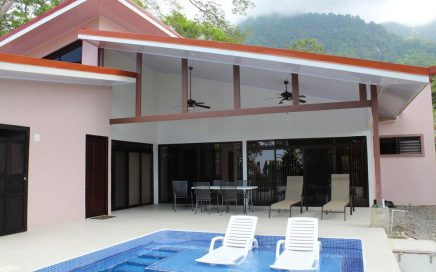 0.15 ACRES – 2 Bedroom Fully Furnished Brand New Home With Pool And Ocean View!!!