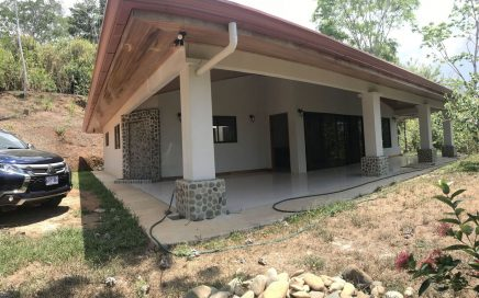 1.68 ACRES – 3 Bedroom House, Two Additional Construction Areas, Fruit Trees, Windows Of Ocean And Mountain Views, Waterfall Fountain, Easy Access!!!