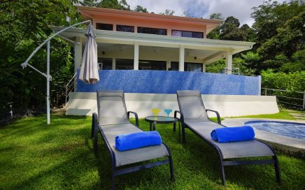 CASA CRISTAL – 3 Bedroom House with Panoramic Ocean Views, Infinity Pool and Hot Tub!!!