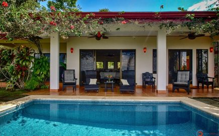 VILLA LAGUNAS – 2 Bedroom Ocean View Home with Pool Steps from the Living Room!!!