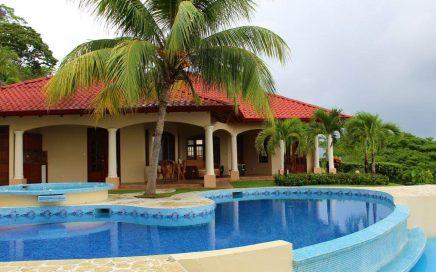 2.26 ACRES – 4 Bedroom Ocean View Home In Gated Community!!!!