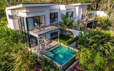 CONDO – 3 Bedroom Fully Furnished Modern Luxury Villa With Private Pool, Ocean View, Gated Complex!!!!!