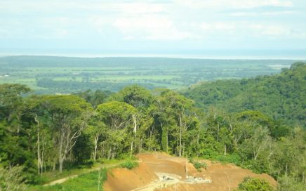 430 ACRES – 64 Titled Lots With Ocean And Mountain Views Plus Rivers And Waterfalls!!!