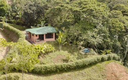 0.28 ACRES – 2 Bedroom Home With Excellent Detail On Minimalist House!!!