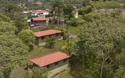 0.6 ACRES – Turnkey Hotel And Cabinas Fully Functioning In San Isidro. Great Opportunity!!!