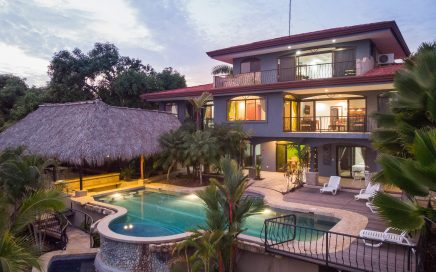 2.47 ACRES – 10 Room Boutique Hotel With Stunning Ocean Views!!!