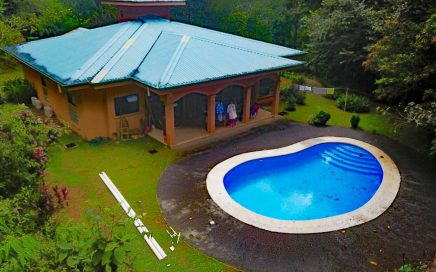 13.6 ACRES – 3 Bedroom Plus Office, Pool, Creek, River, Addittional Building Areas, Mountian Views!!!