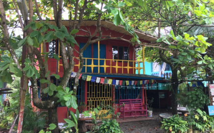 0.15 ACRES – 5 Room Profitable Hostel Walking Distance To Surf Beach!!!