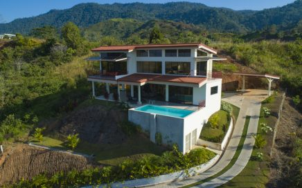 0.24 ACRES – 2 Bedroom Newly Built Modern Ocean View Home With Pool !!!