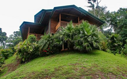 11 ACRES – 3 Bedroom Private Ocean View Home With Pool And More Building Sites!!!!