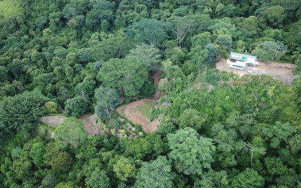 24 ACRES – Two Bedroom Ocean View Home + 3 More Building Sites And Creek With Power And Legal Water!!!