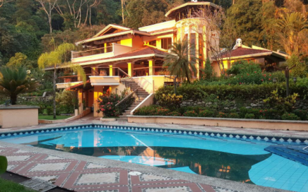 116 ACRES – 4 Bedroom W Pool, Boat Access, Beachfront, Pristine Rainforest, Rivers, Waterfalls!!!!