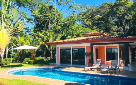 0.57 ACRES – 2 Bedroom Ocean View Home With Pool At A Great Price!!!