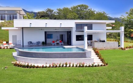 0.46 ACRES – 3 Bedroom Modern New Ocean View Home With Pool And Rental History!!!!