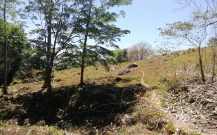 3.27 ACRES – Ocean And Mountain View Property With Large Building Site With Legal Water!!!