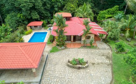 0.94 ACRES – 3 Bedroom Natural Style Home With Pool, Pond, Greenhouse, Great Access!!!