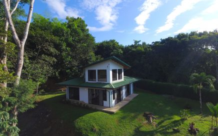 0.8 ACRES – 2 Bedroom Home With Mountain And Ocean View At A Great Price!!!